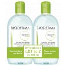Sebium H2O 2x500ml Bioderma