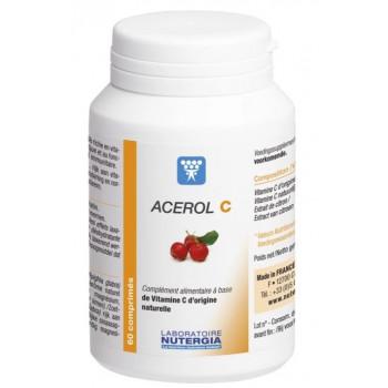 Acerol C x60 Nutergia