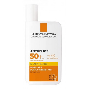 Anthelios Fluide invisible spf50 sans parfum 50ml