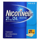 Nicotinell TTS 21mg Bte de 28