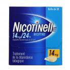 Nicotinell TTS 14mg Bte de 28