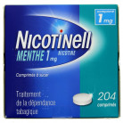 Nicotinell Menthe 1mg 204 comprimés