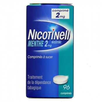 Nicotinell Menthe 2mg 96cpr