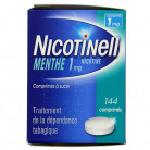 Nicotinell Menthe 1mg 144cpr