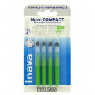Brossettes Mono compact Vert x4...