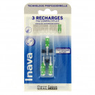 3 Recharges interdentaires Vert...