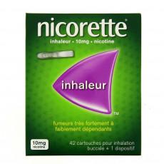 Nicorette inhaleur 10mg x42