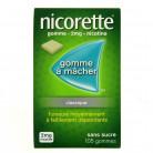 Nicorette classique 105 Gommes 2mg