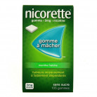 Nicorette 105 Gommes 2mg menthe...