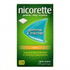 Nicorette 105 Gommes 4mg fruits