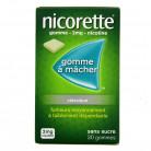 Nicorette 2mg classique x30 Gommes