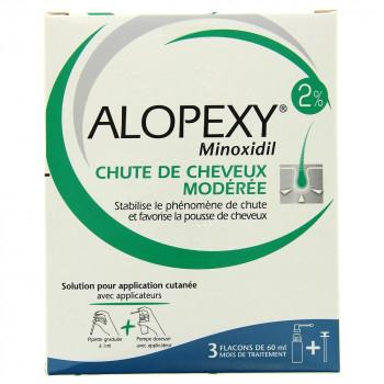 Alopexy 2% 3x60ml