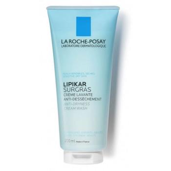 Lipikar Surgras crème lavante 200ml La Roche Posay