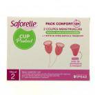 Saforelle 2 coupes menstruelles...
