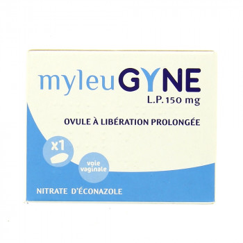 Myleugyne LP 150mg Ovule x1