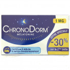 ChronoDorm Mélatonine 1mg 2x30cp