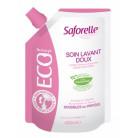 Saforelle soin lavant doux Eco-recharge 400ml