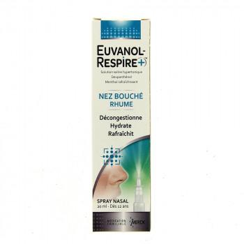 Euvanol-Respire+ 20ml Merck