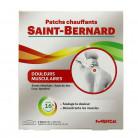 Patchs chauffants Saint Bernard...