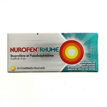 Nurofen Rhume 20cpr