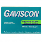 Gaviscon Suspension buvable x24...