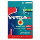Gaviscon Pro x10 sachets