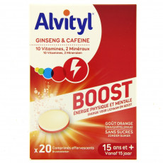 Alvityl Boost x20cp effervescents