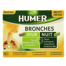 Humer Bronches Jour Nuit