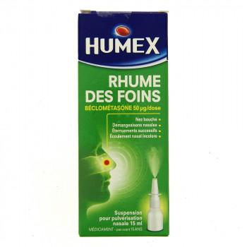 Humex rhume des foins spray nasal 15ml