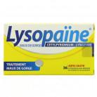 Lysopaïne Maux de gorge