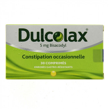 Dulcolax 5mg x30cpr