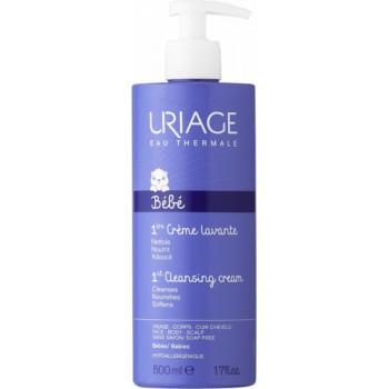 1ère Crème lavante Uriage 500ml
