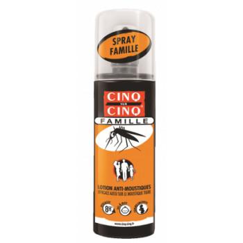 Lotion anti-moustiques Famille 100ml Cinq sur Cinq