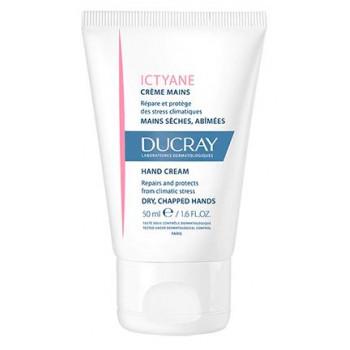 Ictyane Crème mains 50ml Ducray