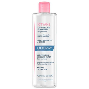 Ictyane Eau micellaire 400ml Ducray