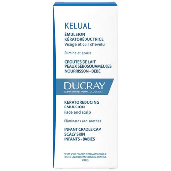 Kelual Emulsion croûtes de lait 50ml Ducray