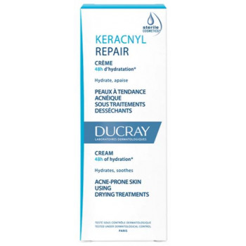 Keracnyl Repair Crème 50ml Ducray