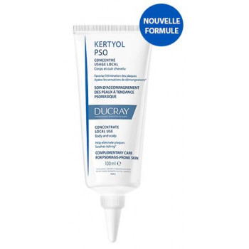 Kertyol PSO Concentré usage local 100ml Ducray