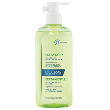 Extra-doux 400ml Shampooing Pompe Ducray