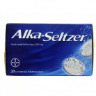 Alka Seltzer  20 Cpr effervescents
