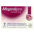 MopralPro 20mg 7 comprimés