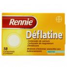 Rennie Deflatine 18cpr
