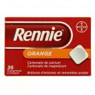Rennie Orange 36cpr