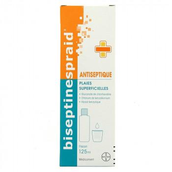 BiseptineSpraid Solution 125ml