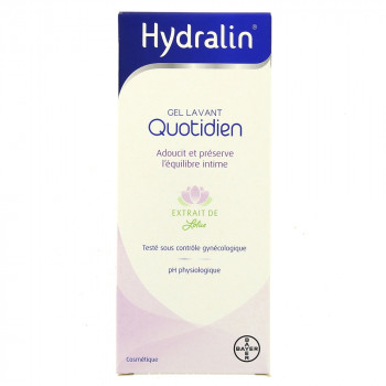 Hydralin Quotidien 200ml