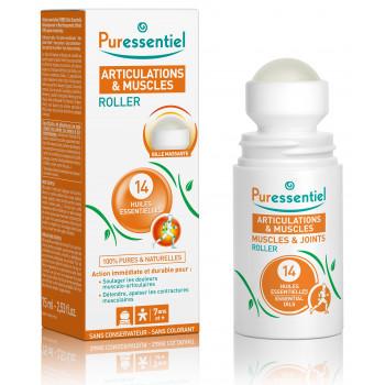 Roller articulations 14 huiles essentielles 75ml Puressentiel