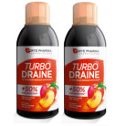 Turbo Draine 2x500ml Thé...