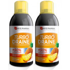 Turbo Draine 2x500ml Ananas...