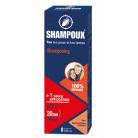 Shampoux shampooing traitant 100ml