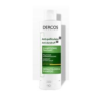 Dercos Anti-pellicule cheveux secs 200ml Vichy